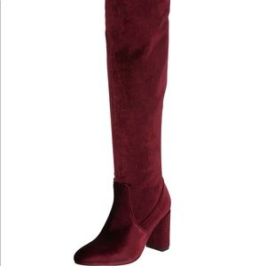 Over the knee boots 10WW
